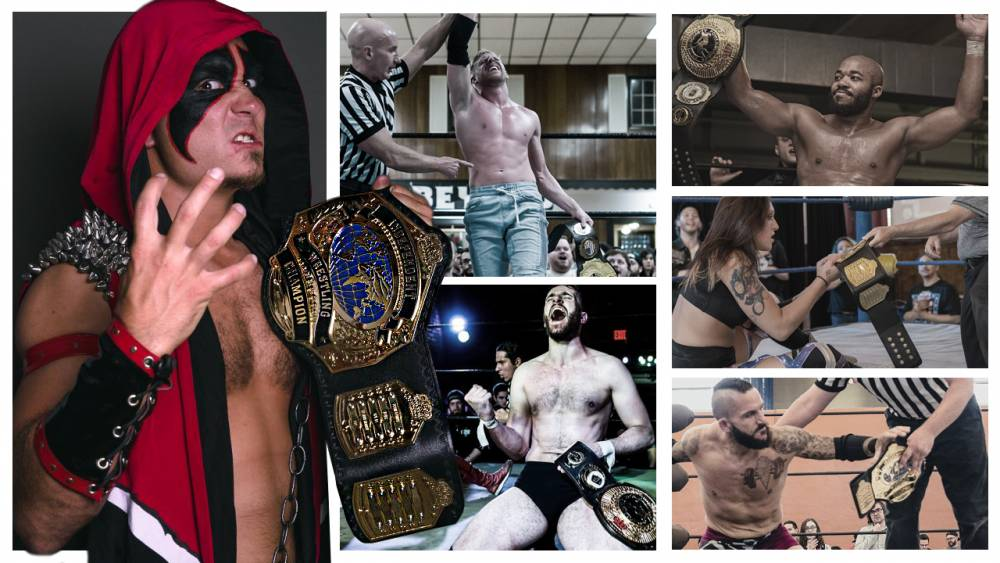 New Video! IWTV Timeline: The Independent Wrestling Championship