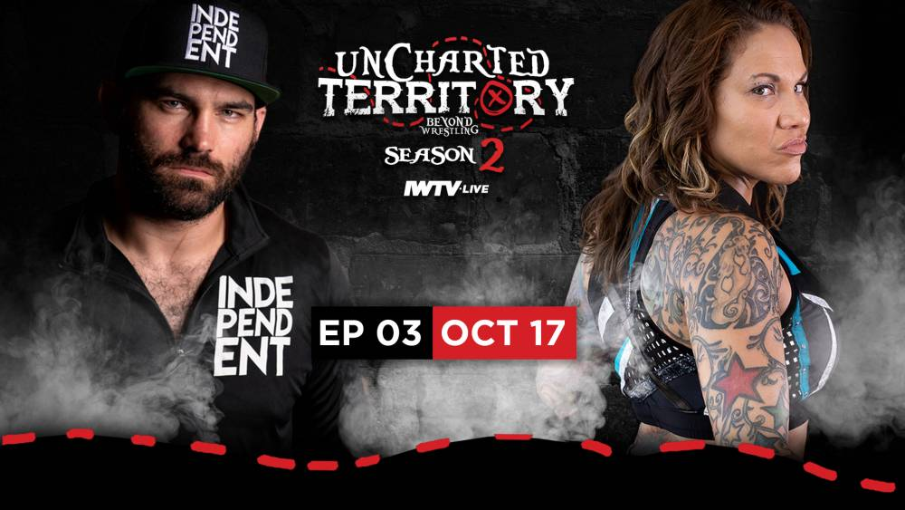 David Starr vs Mercedes Martinez headlines Uncharted Territory plus The Discovery Gauntlet & more!