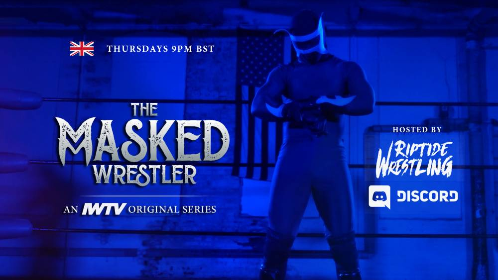 "RIPTIDE hosts ""The Masked Wrestler"" UK Series Premiere on Discord"