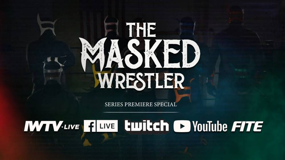 How to Watch: The Masked Wrestler Series Premiere Special Tonight