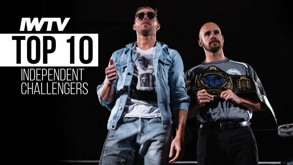 TOP 10 CHALLENGERS FOR THE IWTV INDEPENDENT CHAMPIONSHIP - JULY AND AUGUST 2019 EDITION