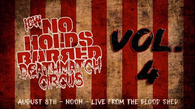 No Holds Barred Vol. 4 Replay