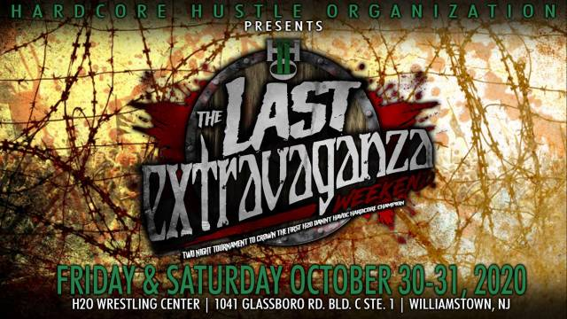 "LIVE: H2O Wrestling ""The Last Extravaganza Day 1"""