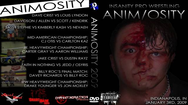 "THROWBACK THURSDAY PREMIERE: IPW ""Animosity"" 2009"