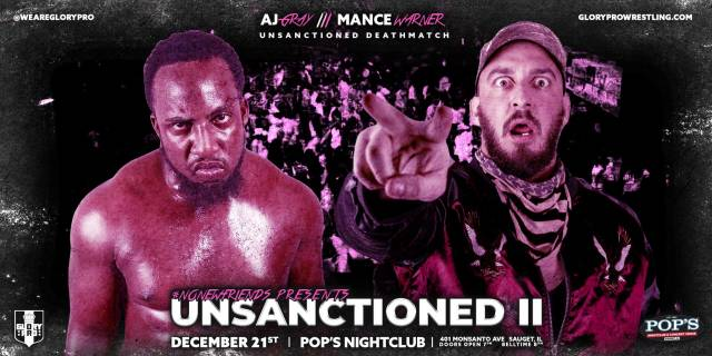 Unsanctioned II