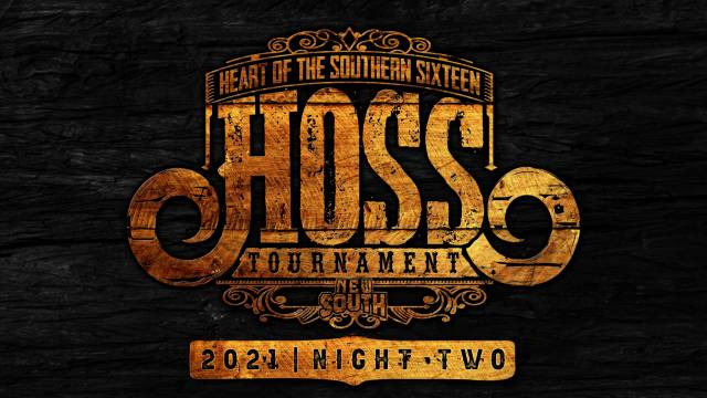 "LIVE: New South ""HOSS Tournament 2021 Night Two"""