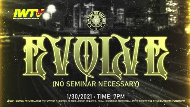 """PREMIERE: New Texas """"Evolve (No Seminar Necessary)"""