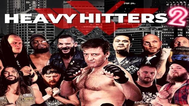 "Paradigm Pro Wrestling ""Heavy Hitters 2"""