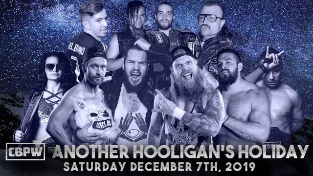 Cross Body 31: Another Hooligan's Holiday
