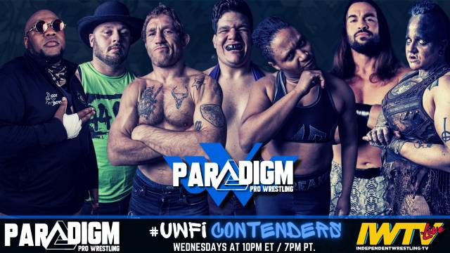 "PREMIERE: Paradigm Pro ""UWFI Contenders Series, Season Two, Episode Five"""
