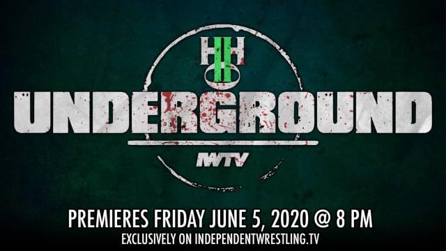 """H2O """"Underground"""""""