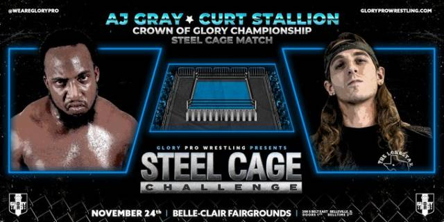 Steel Cage Challenge