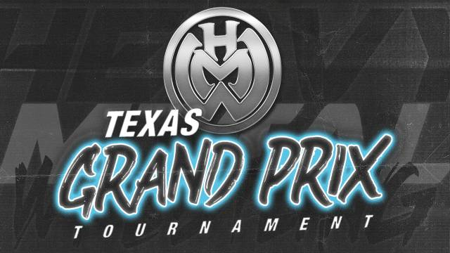 "PREMIERE: Heavy Metal Wrestling ""Texas Grand Prix Series: Week Nine"""
