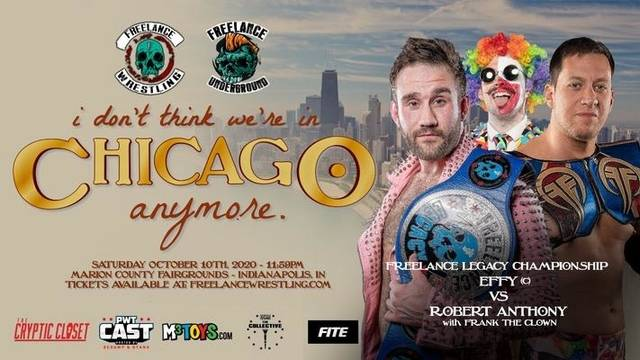 "IWTV PREMIERE: Freelance Underground/Freelance ""I Don't Think We're In Chicago Anymore"""