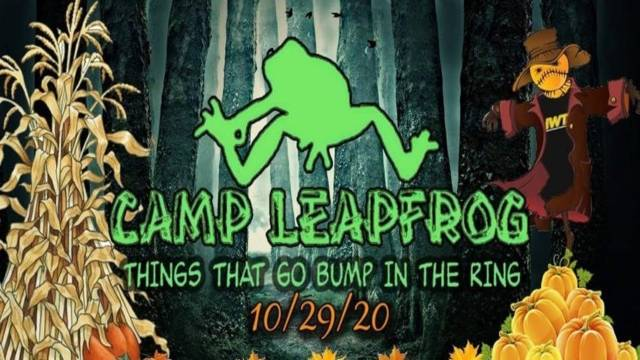 "PREMIERE: Camp Leapfrog ""Things That Go Bump In The Ring"""
