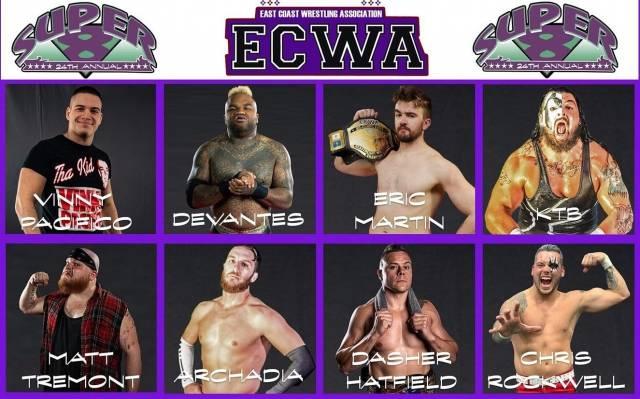 """ECWA """"24th Annual Super 8"""""""
